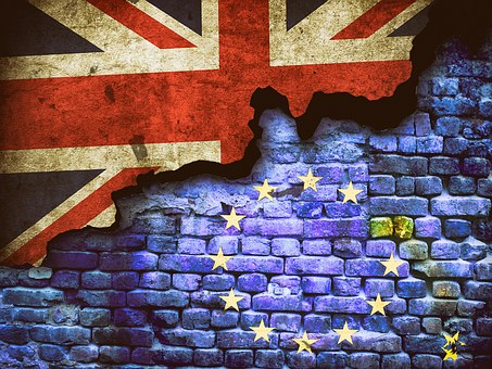 uk and eu flag industries affected by Brexit